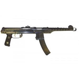 """I. O. Inc. PPS43C Tokarev7.62x25 Tokarev 35+1 9.84"""" Pistol in Black - POLI0011"""