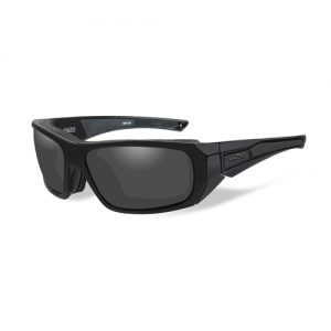 Wiley X - Enzo Glasses Lens Color / Frame Color: Smoke Grey / Matte Black