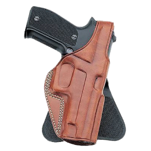 Galco Black Paddle Holster For Sig P230/P232 - FED252B