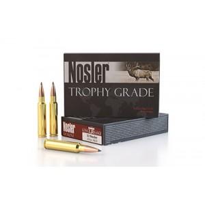 Nosler Bullets Trophy .33 Nosler AccuBond, 225 Grain (20 Rounds) - 60099