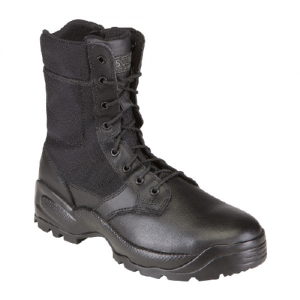 Speed 2.0 8  Boot with Side Zip Color: Black Size: 6.5 Width: Regular