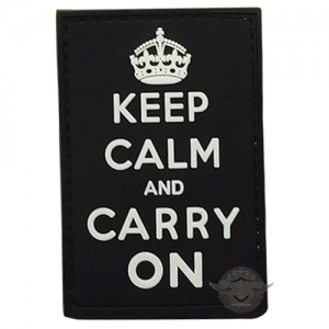 5ive Star - Morale Patch Option: Keep Calm and Carry On