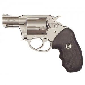 """Charter Arms Undercover .38 Special 5-Shot 2"""" Revolver in Stainless - 73820"""