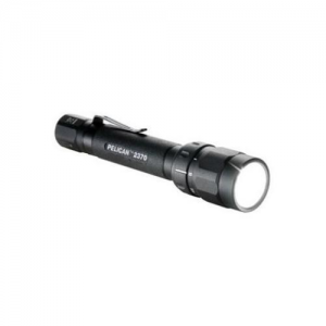 "Pelican 2370B Flashlight in Black (6.4"") - 023700-0000-110"