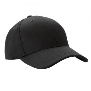 5.11 Tactical Uniform Cap in Black - One Size Fits Most