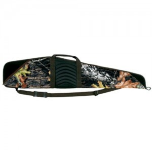 "Bulldog Cases 44"" Brown/Mossy Oak Break Up Rifle Case BD205"