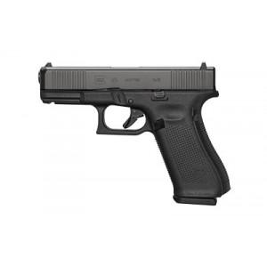 """Glock 45 9mm 17+1 4.02"""" Pistol in Matte Black - PA455S203"""