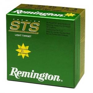 "Remington Premier Shot-to-Shot Target Load .12 Gauge (2.75"") 8.5 Shot Lead (25-Rounds) - STS12L85"