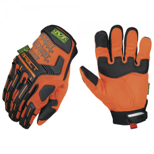 Hi-Viz M-Pact® Glove Size: Large Color: Orange