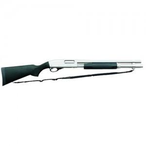 "Remington 870 Special Purpose Marine Magnum .12 Gauge (3"") 6-Round Pump Action Shotgun with 18"" Barrel - 25012"