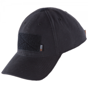 5.11 Tactical Flag Bearer Cap in Black - One Size Fits Most