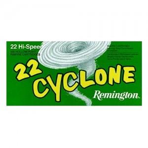 Remington Cyclone .22 Long Rifle Hollow Point, 36 Grain (50 Rounds) - CY22HP