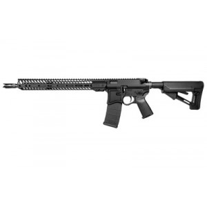 "Seekins Precision Noxs Billet, Semi-automatic Rifle, 223 Rem/556nato, 16"" Barrel, Black Finish, Mft One Piece California Grip, 10rd Magazine, Mft Pinned Minimalist Stock 11390049"