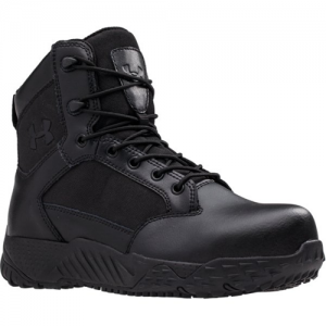 Women's UA Stellar Tac Protect Size: 6 Color: Black