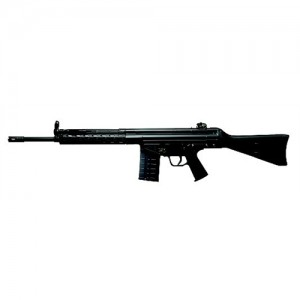 "PTR91 Model 91 .308 Winchester 20-Round 16"" Semi-Automatic Rifle in Black - 915150"