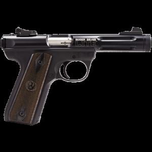 "Ruger 22/45 .22 Long Rifle 10+1 4.4"" Pistol in Aluminum Alloy (Lite) - 3903"