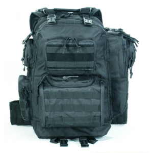 Voodoo Improved Matrix Backpack in Black - 15-903201000