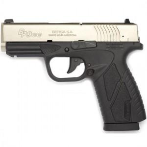 "Bersa BPCC 9mm 7+1 3.2"" Pistol in Duo-Tone (Conceal Carry) - BP9DTCC"