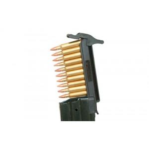 Maglula Ltd. Strip Lula Magazine Loader/unloader, 223 Rem, 556nato, Fits Ruger Mini-14, Black Sl52b