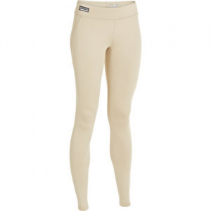 Under Armour Coldgear Infrared Women's Compression Pants in Desert Sand - Large