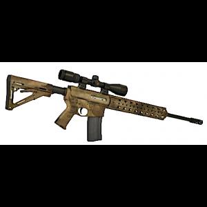 "2 Vets SPC 30-Round II 6.8 SPC 30-Round 20"" Semi-Automatic Rifle in Mossy Oak Break Up - 2VA68MOBU"