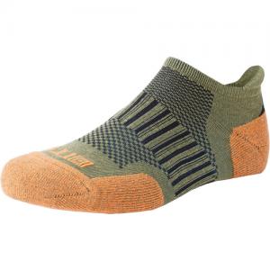 Recon Ankle Sock Color: Fatigue (200) Size: Small-Medium