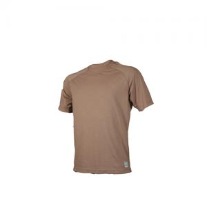 Tru Spec TRU Dri-Release Jersey Men's T-Shirt in Coyote - Medium