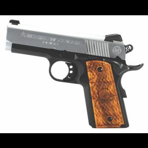 "American Classic 1911 .45 ACP 7+1 3.5"" 1911 in Steel (Amigo) - ACA45DT"