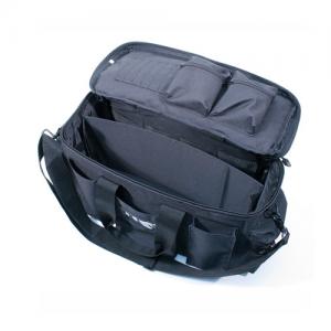 Blackhawk Police Equipment Bag Range Bag in Black 1000D Nylon - 20PE00BK