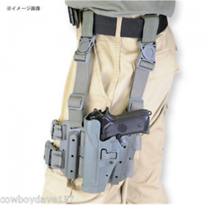 Blackhawk - Tactical Serpa Holster Finish: Foliage Gun Fit: Beretta 92 (NOT ELITE/BRIG/92A1/96A1) Hand: Left - 430504FG-L