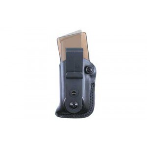 Desantis Gunhide Fly High Magazine Pouch Magazine Pouch in Black Leather -