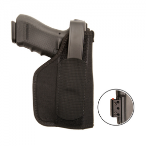 "5/"" BBL Holster for COLT 45 1911 /& SPRINGFIELD A1 with Underbarrel Laser 4 1//2/"""