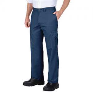 Dickies Industrial Cargo Men's Uniform Pants in Navy - 36 x 32