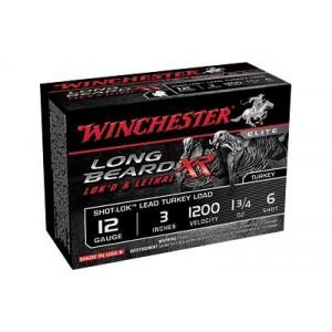 """Winchester Long Beard XR .12 Gauge (3"""") 6 Shot (10-Rounds) - STLB1236"""