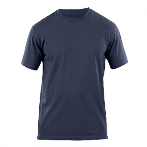 5.11 Tactical Professional Men's T-Shirt in Fire Navy - X-Small