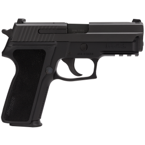 "Pre-Owned Sig Sauer P229 Compact .357 Sig Sauer 12+1 3.9"" Pistol in Black Nitron (Decocker) - UDE229357B1"