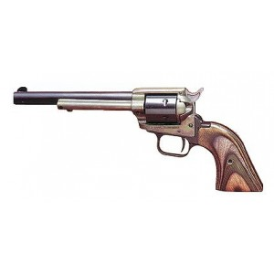 """Heritage Rough Rider Small Bore .22 Long Rifle 6-Shot 4.75"""" Revolver in Case Hardened Blue - RR22MCH4"""