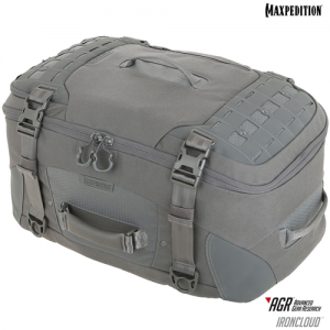 Maxpedition - IRONCLOUD™ Adventure Travel Bag Color: Gray