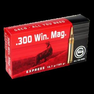 Ruag Ammotec Usa Inc .300 Winchester Magnum Express Tip, 165 Grain (20 Rounds) - 280840020
