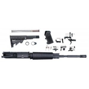 ATI AR-15 RIFLE BUILD KIT - Chambered in .223 Remington/5.56 NATO ALL Parts except LOWER RECEIVER ATIRKT03