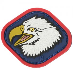 Eagle Head 1.5  x 1.25  (Full Color)