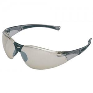 Howard Leight Glasses w/Gray Frame/Mirror Lens R01708