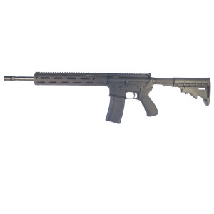 "Radical Firearms AR-15 Pistol .223 Remington/5.56 NATO 30-Round 16"" Semi-Automatic Rifle in Matte Black - RADGFR16556M4"