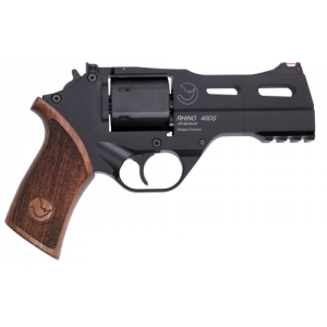 "Chiappa Rhino 40DS .357 Remington Magnum/9mm 6+1 4"" Pistol in Black - 340.238"