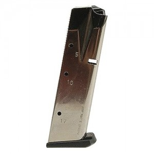 Mec Gar 9mm 12-Round Steel Magazine for Smith & Wesson 5900 Series - SW5917N