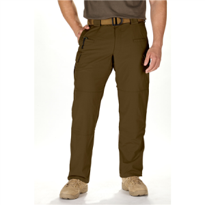 5.11 Tactical Stryke with Flex-Tac Men's Tactical Pants in Battle Brown - 34x30