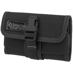 Horizontal Smart Phone Holster Color: Black