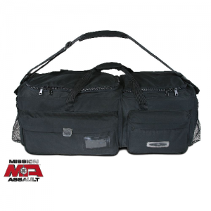 Damascus DB1 Waterproof Gear Bag in Black 700D Nylon - DB1