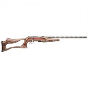 "Savage Arms 93R17 BSEV .17 HMR 4-Round 21"" Bolt Action Rifle in Matte Stainless - 96771"