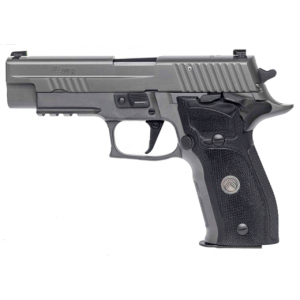 "Sig Sauer P226 Full Size Legion 9mm 10+1 4.4"" Pistol in Legion Grey PVD Alloy (X-RAY3 Day/Night Sights) - 226R9LEGION"